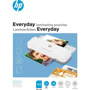 Everyday Laminating Pouches, A3, 80 Micron