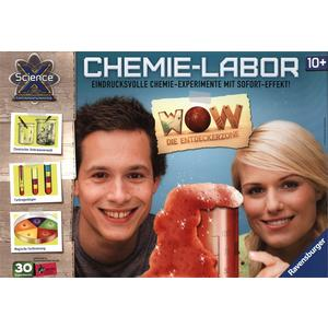 ScienceX: Chemie-Labor