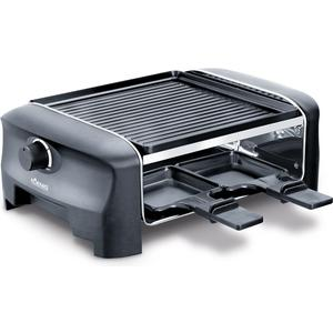 Raclette Gourmet 4, schwarz