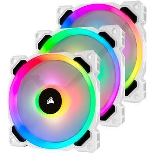 LL120 RGB 3er Pack - weiss