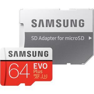 Evo+ microSDXC - 64GB