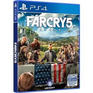 Far Cry 5 [PS4] (D/F/I)