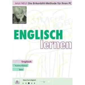 Basis-Kurs Englisch Lernen (Muttersprache Deutsch) - für Mac & PC