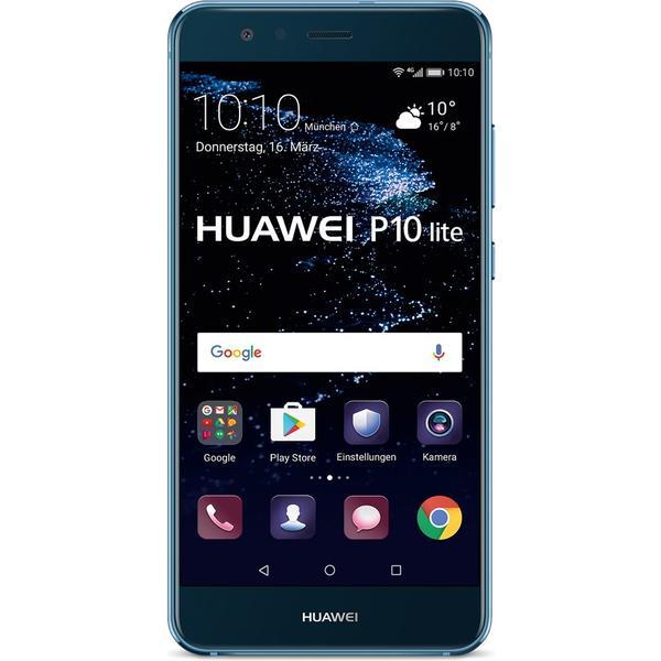 P10 Lite Dual SIM - 32GB/3GB - blau