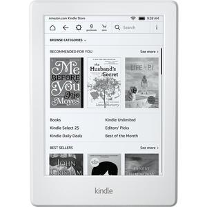 Kindle Touch 8.Gen. mit Werbung - weiss