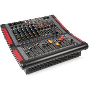 PDM-S804A Analoger 8-Kanal Powermischer, 2x350W, FX