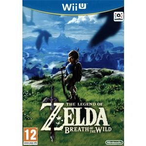 The Legend of Zelda: Breath of the Wild [Wii U] (I)