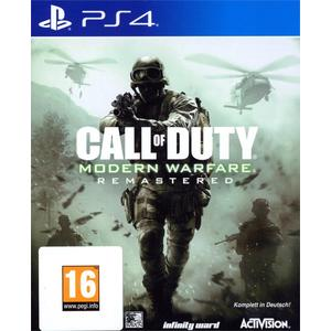 Call of Duty: Modern Warfare Remastered [PS4] (D)