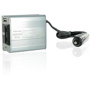 Power Inverter 100W, mit USB