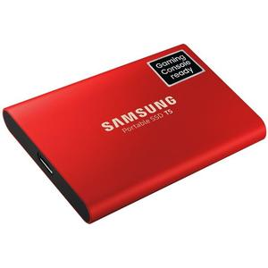 Portable SSD T5 - 500GB - rot
