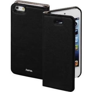 Booklet Guard Case für Apple iPhone 5/5s/SE, Schwarz
