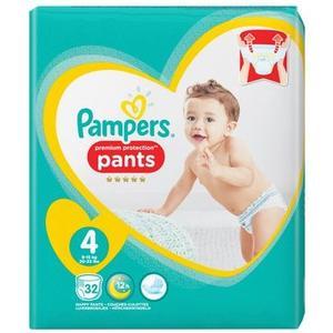 Premium Protection Pants Gr.4 Maxi 9-15kg Sparpack 32Stk.