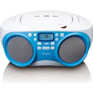 SCD-301 CD-Player, blau