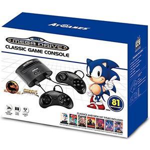 Sega Mega Drive Classic (2017) +81 Games