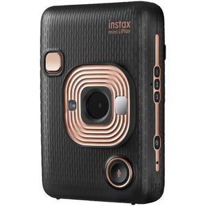 otokamera Instax Mini LiPlay Elegant Black