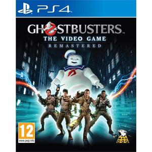 Ghostbusters: The Video Game Remastered [PS4] (D)