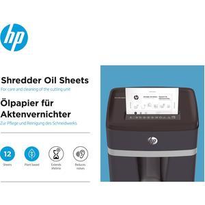 Shredder Oil Sheets
