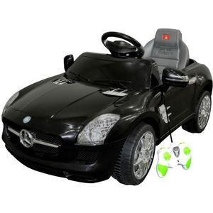 Minicar Mercedes SLS - schwarz