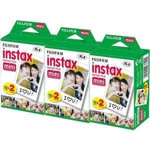 Instax Mini 10 Blatt 2er Pack 3x