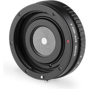 Adapter Canon auf Sony NEX Aperture
