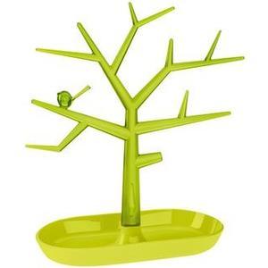 Schmuckhalter PIP M senfgrün Grösse 12.8x27.3x30.6cm, Kunststoff