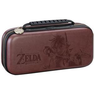 Nintendo Switch Tasche Zelda Braun