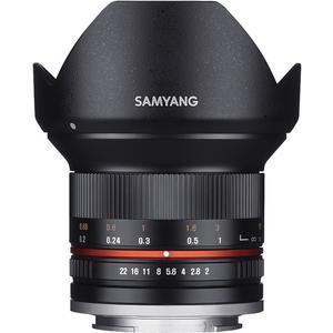 12mm F2.0 Objektiv für Sony E - Schwarz