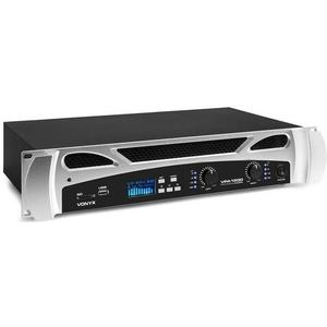 VPA1500 Stereo-Endstufe, 2x 750W mit Mediaplayer