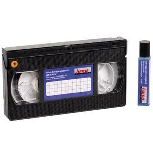 Video-Reinigungskassette VHS/S-VHS