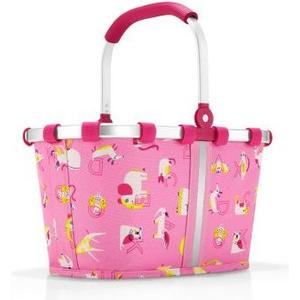 Einkaufskorb carrybag xs kids abc friends pink, 5 l, 33.5 x 18 x 19.5 cm
