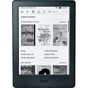 Kindle Touch 8.Gen. mit Werbung - schwarz
