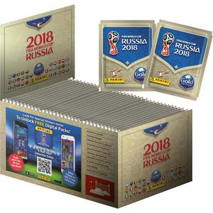 2018 FIFA World Cup? official sticker collection - Gold Edition