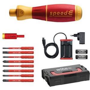 E-Schraubenzieher Set 2 speedE electric