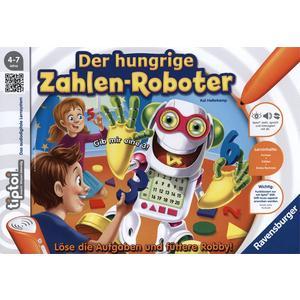 tiptoi: Der hungrige Zahlen-Roboter
