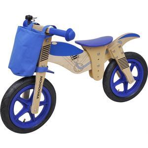 Woody Moto Bike
