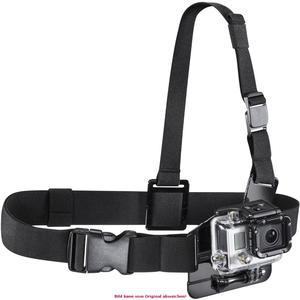Brustgurt light für GoPro - schwarz