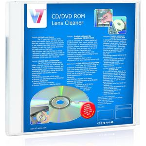 CD/DVD-Linsenreinigungs-Kit
