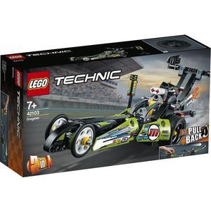 Technic - Dragster Rennauto