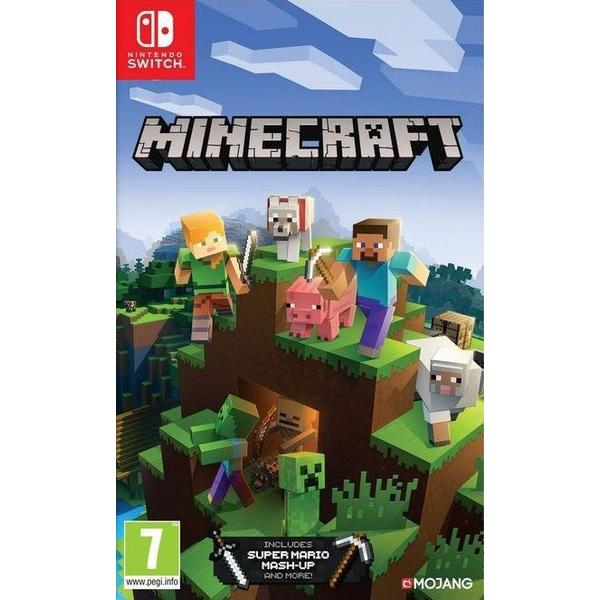 Minecraft Switch Edition [NSW] (D)