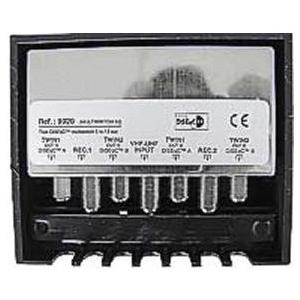 Multischalter LC Twinx 5/2