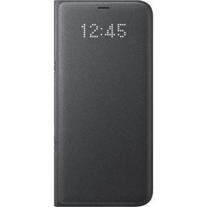 LED View Cover für Galaxy S8 - schwarz