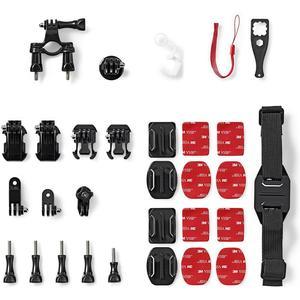12 Teiliger Montagesatz für Action-Kamera