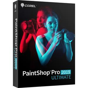 PaintShop Pro 2019 Ultimate Mini-Box ML, Win