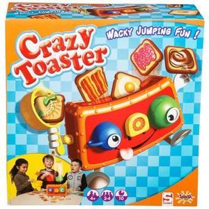 Crazy Toaster Alter: 4+