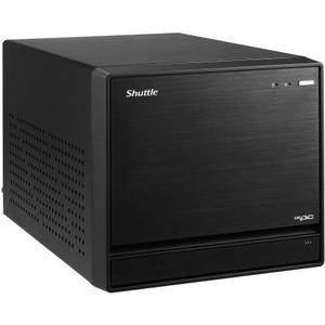 Barebone SZ270R8, schwarz, S. 1151 Intel Z270, 4x DDR4-2133