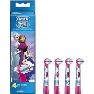 Oral-B Aufsteckbürsten Frozen Power 4er