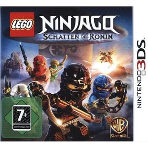 LEGO Ninjago: Schatten des Ronin (3DS,D)