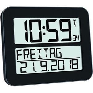 TimeLine MAX Funk-Wanduhr ohne Batterie