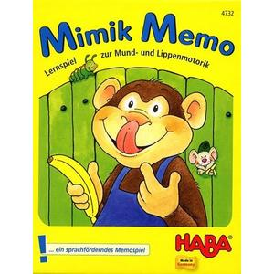 Mimik Memo - Das Kartenspiel (D)