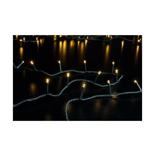 Lichterkette LED Connect String 300 22.5m, 300 LED warmweiss, outdoor